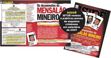 Crime organizado.Mídia bandida e criminosa esconde o mensalão do PSDB.